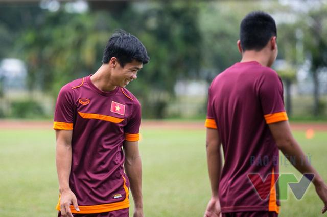 Công Phượng sẽ tỏa sáng giúp U23 Việt Nam giành chiến thắng?