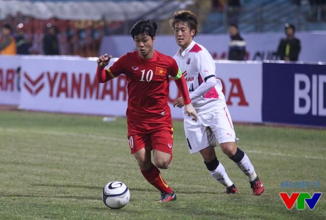 Công Phượng có thể là thủ quân của U23 Việt Nam dự VCK U23 châu Á.
