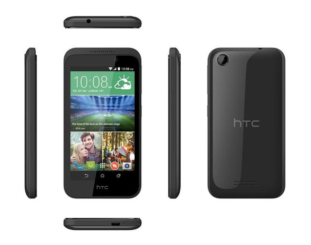 HTC Desire 320 có giá bán lẻ chỉ 2.990.000đ