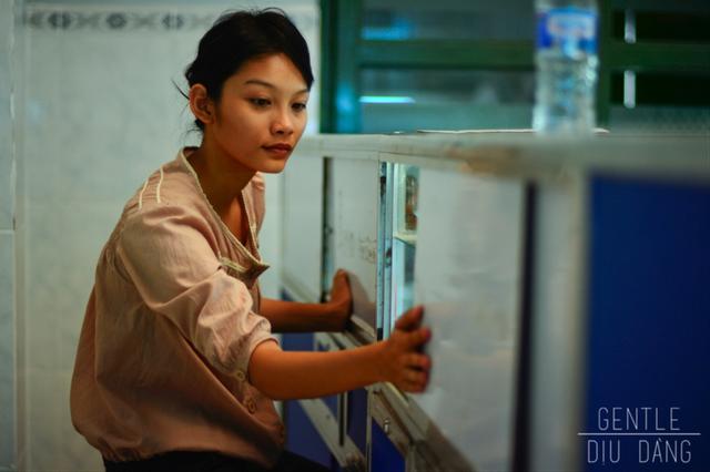 Thanh Tú trong vai Linh (Ảnh: CGV)