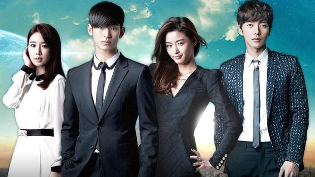 Vì sao đưa anh tới - Bộ phim đánh dấu bước phát triển mới trong sự nghiệp diễn xuất của hai diễn viên chính Kim Soo Hyun và Jun Ji Hyun