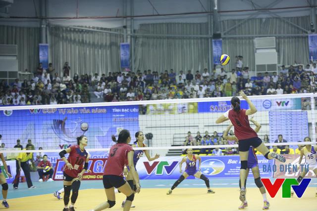 Ngọc Hoa vẫn giữ vai trò quan trọng trong đội hình ĐT bóng chuyền nữ Việt Nam.