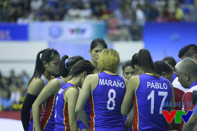 VớiĐT bóng chuyền nữ Philippines, cơ hội là vẫn còn dù để thua trận đầu tiên.