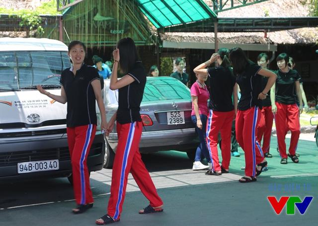 Đoàn Triều Tiên là một trong những đội có kỷ luật nghiêm nhất. Họ có chế độ ăn, nghỉ và tập luyện theo đúng kế hoạch đề ra.