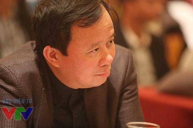 Nhà báo Đỗ Quốc Khánh - Trưởng Ban Khoa giáo, Đài THVN.