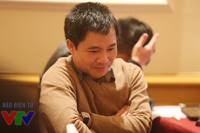 Đạo diễn Đỗ Thanh Hải - Giám đốc Hãng phim truyền hình Việt Nam (VFC)