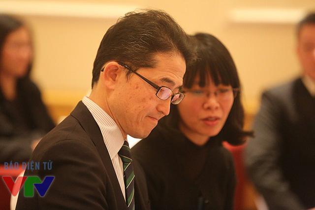 Ông Masuda Chikahiro - Phó trưởng đại diện JICA, Văn phòng tại Việt Nam.