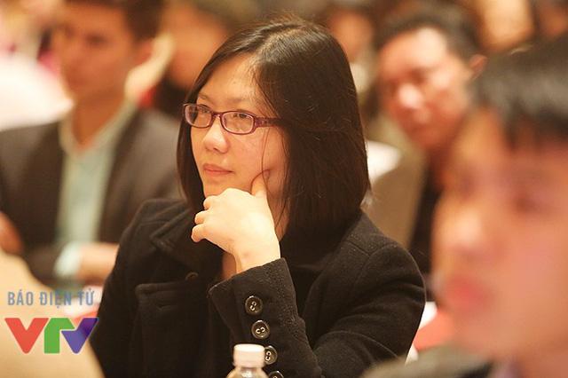 Nhà báo Nhật Hoa - Giám đốc Trung tâm truyền hình giáo dục, Đài THVN.