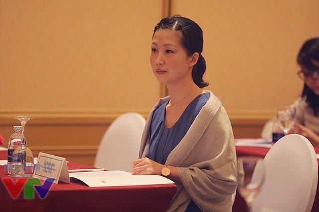 Bà Morita Yuko – Cố vấn cao cấp Hình thành dự án JICA, Văn phòng Việt Nam.