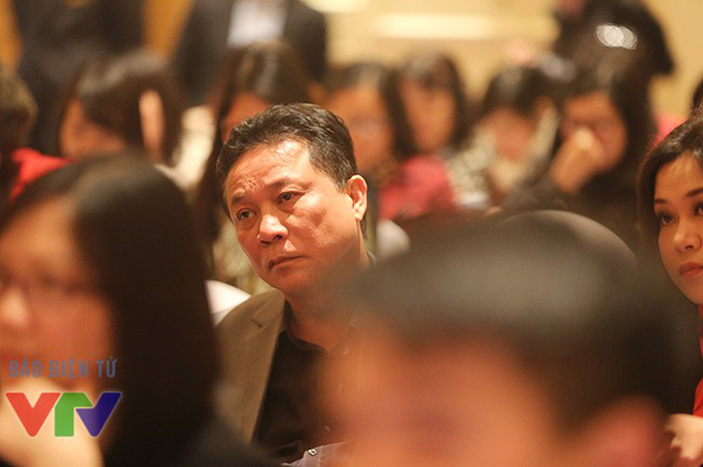 Nhà báo Hoàng Sơn - Trưởng Ban Thời sự, Đài THVN.