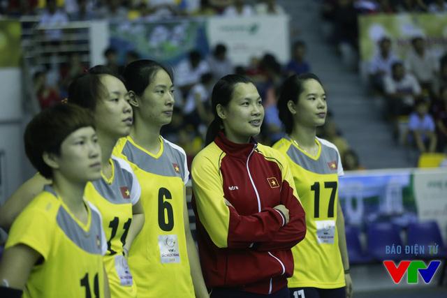 ĐT bóng chuyền nữ Việt Nam dù mang trọng trách lớn nhưng tâm lý không quá bị đè nặng.