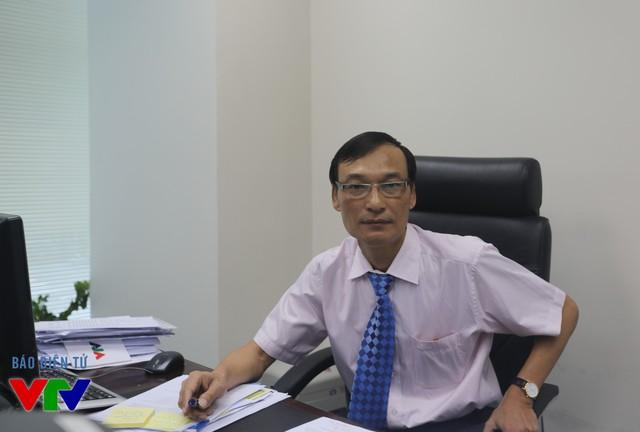 Ông Nguyễn Văn Chung – Giám đốc Trung tâm Kỹ thuật sản xuất chương trình, Đài THVN