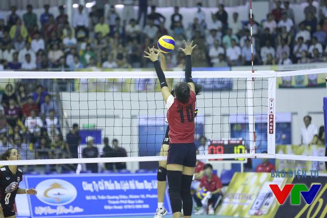 Tuy nhiên, U23 Thái Lan bất ngờ chơi hay và giằng co từng điểm số với ĐT bóng chuyền nữ Việt Namtrước khi thắng kịch tính với tỉ số 2-23 trong set 3.