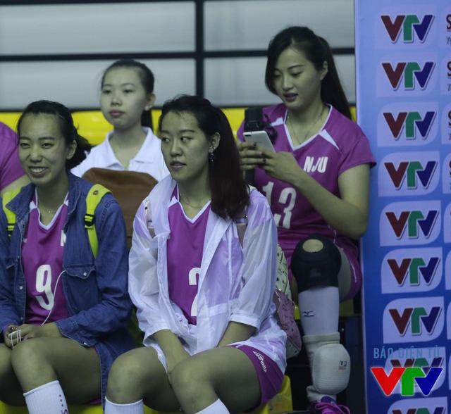 Ren Wenqian, sinh năm 1994, đang theo học tại Đại học Nam Kinh (Trung Quốc).