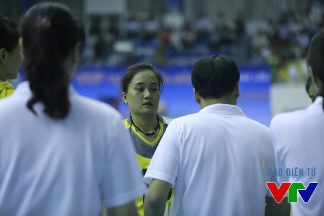 Ở VTV Cup 2015, Linh Chi là một trong những người thường xuyên được HLV Thái Thanh Tùng sử dụng trong 3 trận đấu đầu tiên.