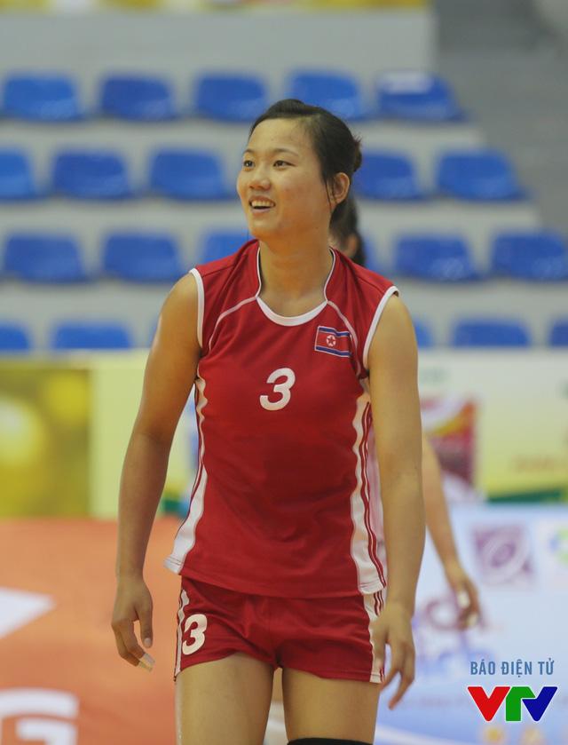 VĐV sinh năm 1992 này luôn có mặt trong đội hình của đại diện Triều Tiên sang thi đấu tại Việt Nam.