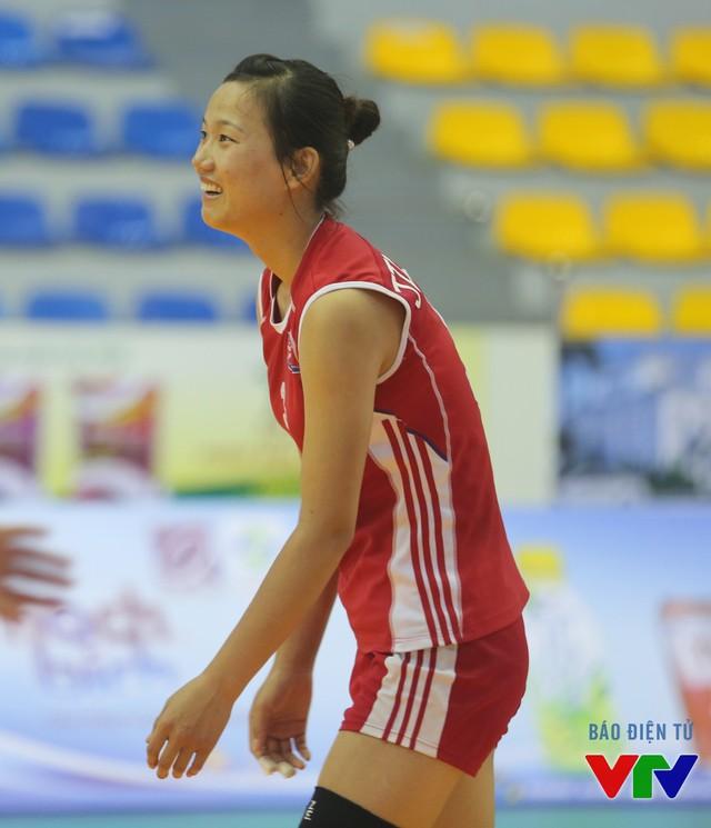 Jong Jin Sim là gương mặt quen thuộc đối với fan bóng chuyền Việt Nam.