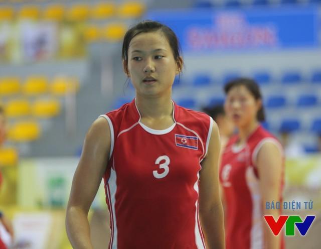 Jong Jin Sim - số 3 của ĐT Triều Tiên