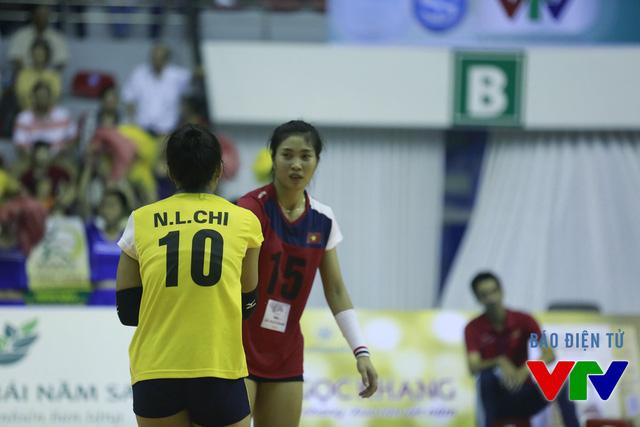 Bông hoa nở muộn sinh năm 1990 hiện đang là cầu nối giữa hai thế hệ tại ĐT bóng chuyền nữ Việt Nam.