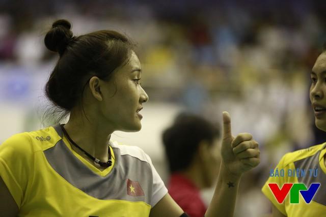 Linh Chi sẽ tròn 25 tuổi vào ngày ĐT Việt Nam đọ sức U23 Thái Lan ở bán kết VTV Cup 2015.