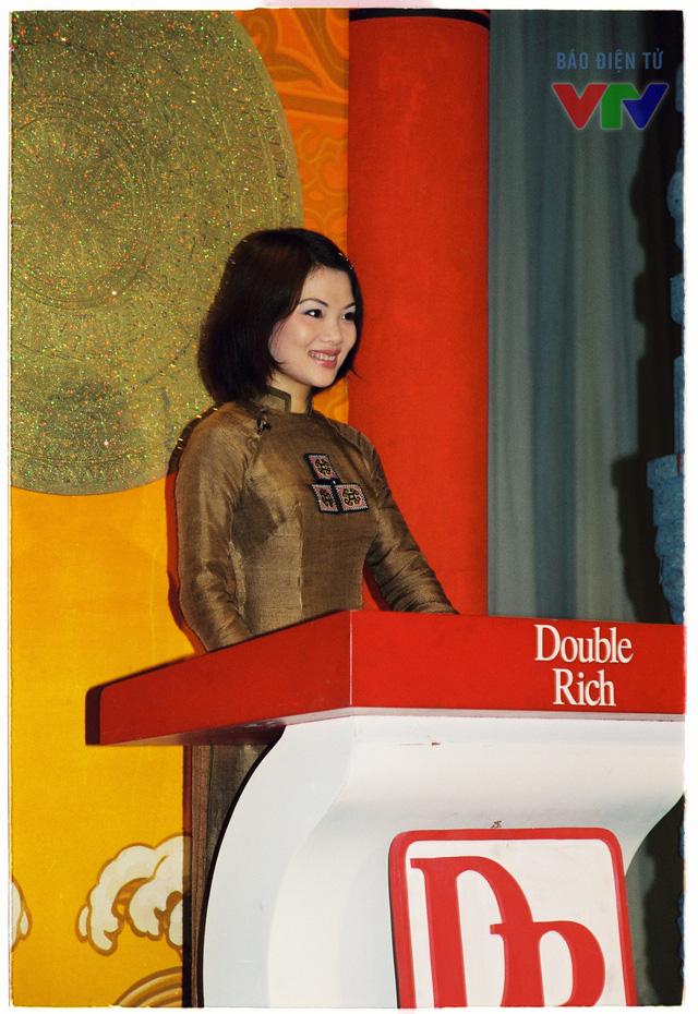 BTV Bạch Dương là người dẫn gắn bó với chương trình Hành trình văn hóa.