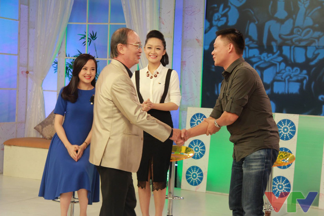 NSƯT Thanh Hùng đến với chương trình Bữa trưa vui vẻ