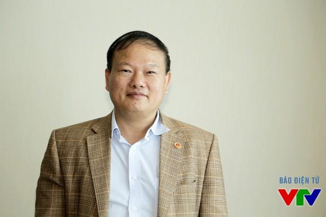 Nhà báo Phan Quang Hưng - Giám đốc Đài PT-TH Lào Cai