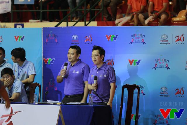 BLV Đăng Bền và BLV Việt Khuê