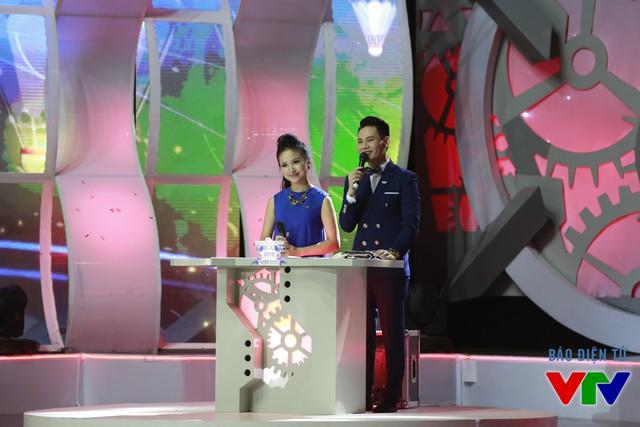 MC Hồng Phúc và MC Thanh Vân đã trở lại trên sân khấu chính