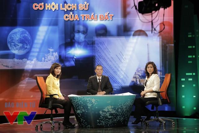 Toàn cảnh thế giới số cuối năm 2015 sẽ điểm lại những sự kiện ghi dấu ấn của năm trong 60 phút phát sóng