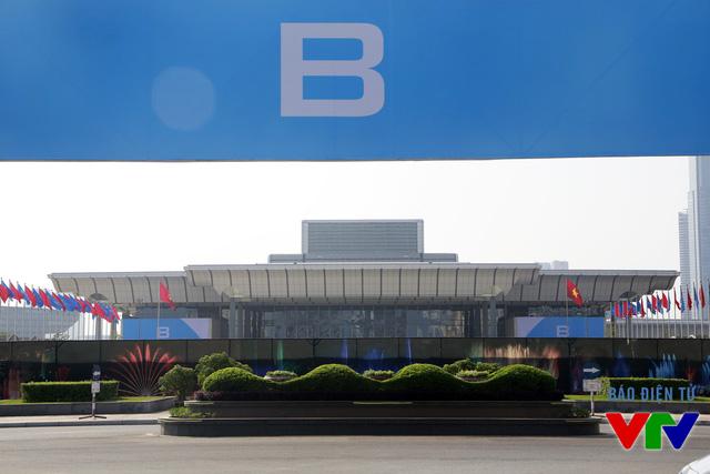 Khu vực sẽ diễn ra sự kiện ra mắt BPhone