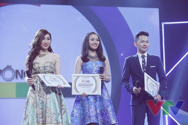 Cầu vồng 2015: Phong Linh giành ngôi vị Quán quân - Ảnh 4.