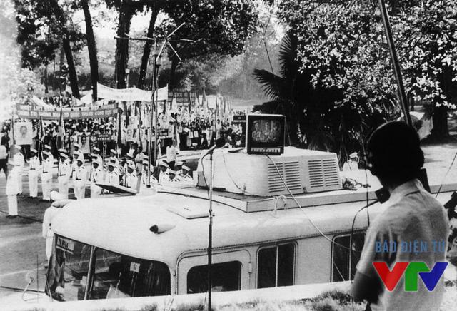 Đài Truyền hình TP. Hồ Chí Minh tường thuật Lễ kỷ niệm chiến thắng 30/4 , Quốc tế Lao động 1/5 và chào mừng Hội nghị Hiệp thương chính trị thống nhất