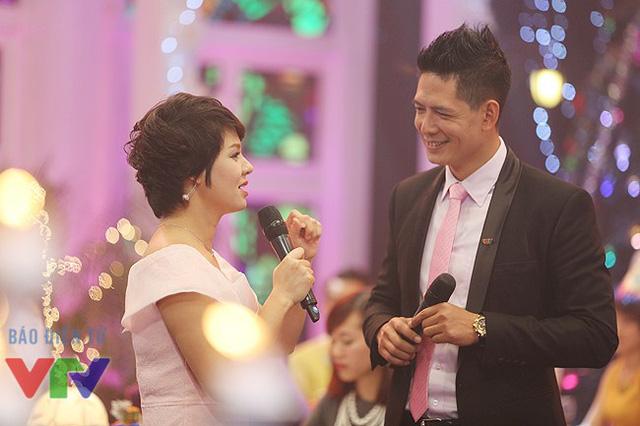 MC Diễm Quỳnh và diễn viên kiêm người mẫu Bình Minh đảm nhận vai trò người dẫn chương trình của Gặp gỡ VTV năm nay.