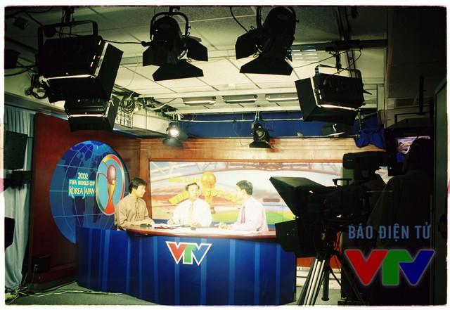 Trường quay chương trình FIFA World Cup 2002