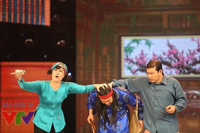 3 diễn viên hài đã mang đến một tiểu phẩm bùng nổ cho khán giả về cảm xúc.