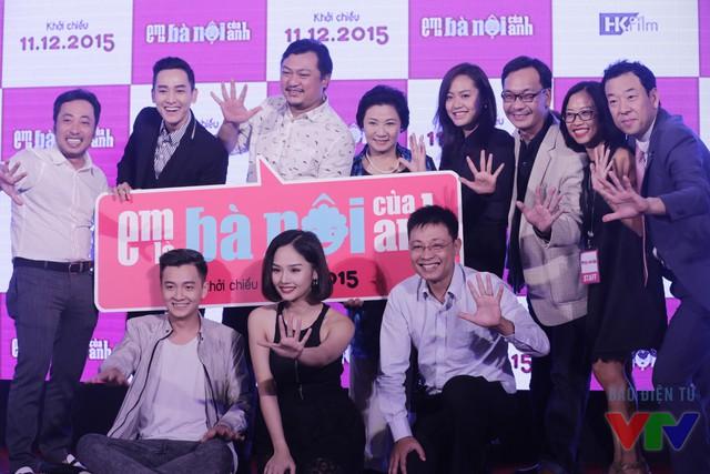 Đoàn làm phim hy vọng bộ phim sẽ thu về doanh thu lớn khi ra rạp vào tháng 12/2015