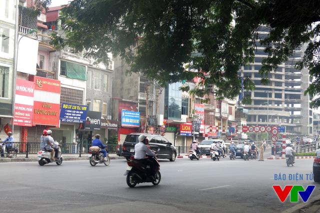 Tình trạng giao thông những ngày thi cuối đã được cải thiện rõ rệt