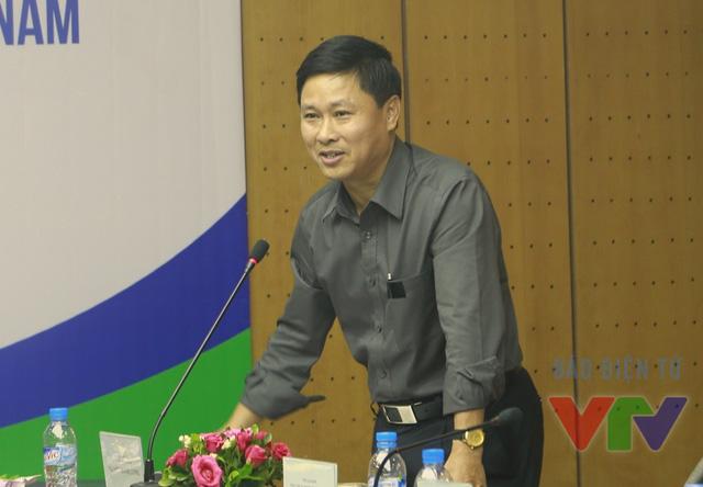 Ông Nguyễn Thành Lương - Phó Tổng Giám đốc Đài THVN