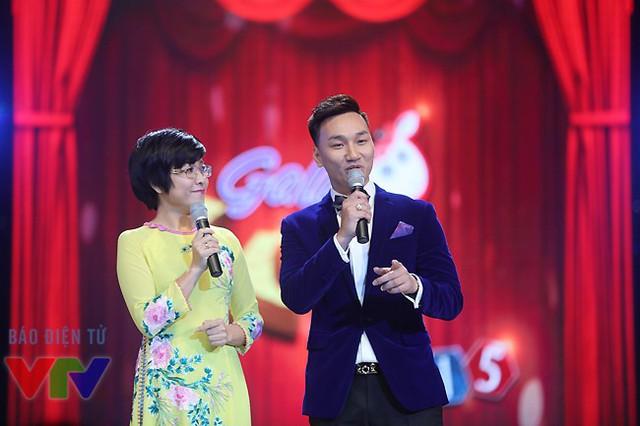 Trong Gala cười năm nay, Thảo Vân có thêm cộng sự mới - nam diễn viên hài Thành Trung.