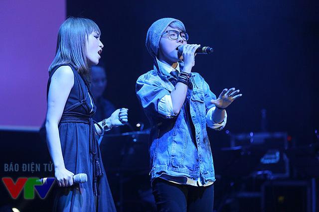 Phần thể hiện của 2 ca sĩ đã khiến người nghe thật sự hài lòng.