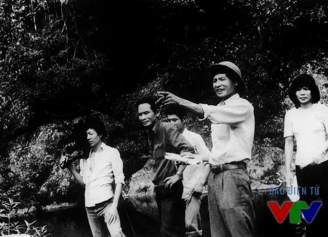 Quay phim chương trình An ninh tại Thái Nguyên