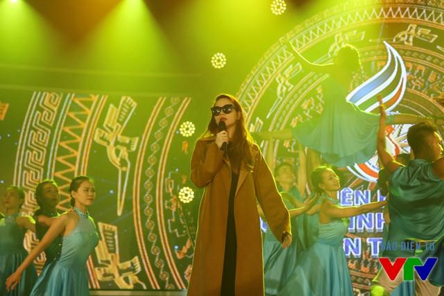 Ca sĩ Hồ Ngọc Hà