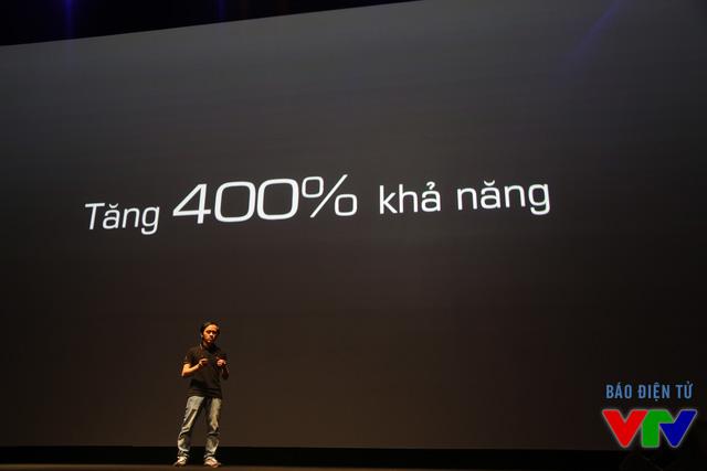 Khả năng tìm thấy BPhone khi bị thất lạc tăng thêm 400%