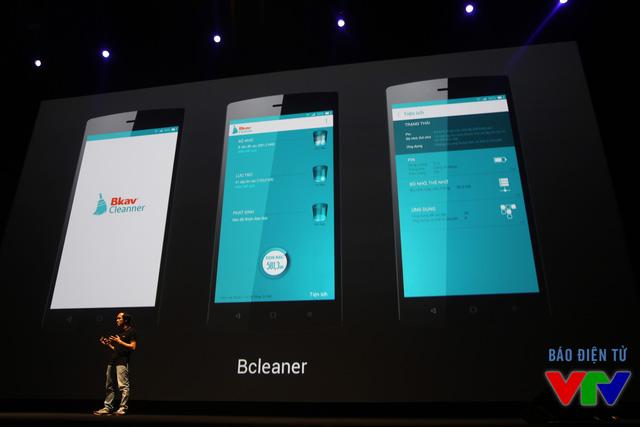 Dọn sạch smartphone với Bcleaner
