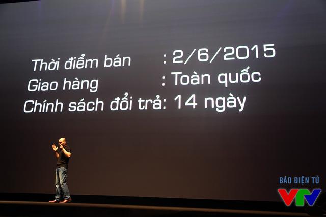 Thời điểm BPhone chính thức được bán ra thị trường