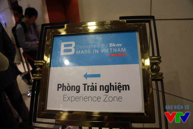 Hướng dẫn tới Phòng Trải nghiệm BPhone