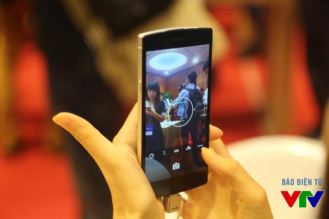 Thử nghiệm camera trên BPhone