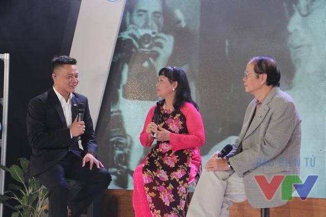 NSƯT Minh Tường, Bích Ngọc chia sẻ ấn tượng về những năm tháng đầu tiên của VTV