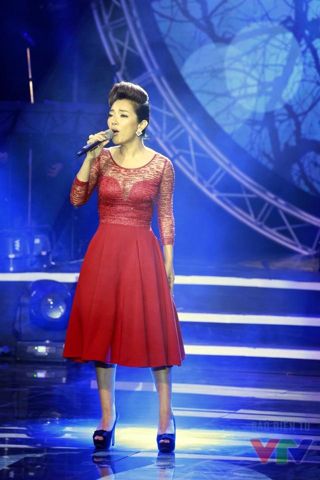 Phương Anh mang sự nồng nàn và mới lạ vào tình khúc Nỗi nhớ mùa đông của nhạc sĩ Phú Quang.